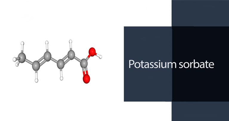 Potassium-sorbate