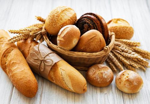 امولسیفایر در انواع نان