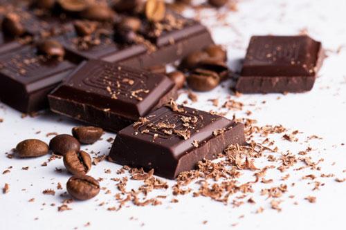 امولسیفایر در انواع شکلات