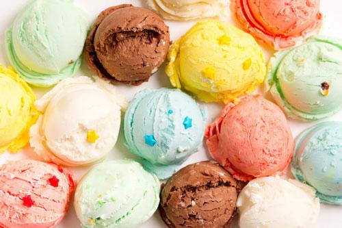 امولسیفایر در بستنی